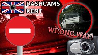 Dash Cam UK - ⛔???????? DANGEROUS, SHOCKING overtake! Wrong way! ????????⛔