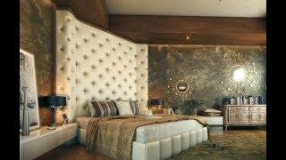 60 Bedroom and Bed Furniture Design Ideas 2018 - Luxury and Classic Master Bedroom Part.54
