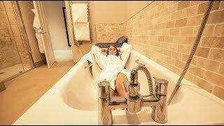 The Most INSANE LUXURY HOTEL SUITE in Bath, UK!