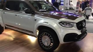 World must luxury Mercedes pickup ?