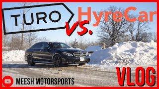 Turo & HyreCar Tips & Tricks for Luxury Cars | Meesh Motorsports Vlog [4K]