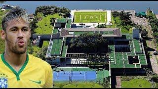 Neymar Luxury Life | Net Worth | Salary | Business |Cars | House |Family |Biography