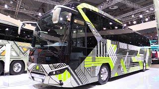 2019 Neoplan Tourliner 48 Seat Luxury Coach - Exterior, Interior Walkaround  2018 IAA Hannover