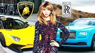 Taylor Swift  Luxurious Car Collection & Lifestyle  ✮
