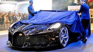 $15M Bugatti 'La Voiture Noire' – The Most Expensive Car of All Time