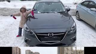 Отзыв о работе компании Luxury Auto (Люкс Авто) Новосибирск №252 Mazda Axela