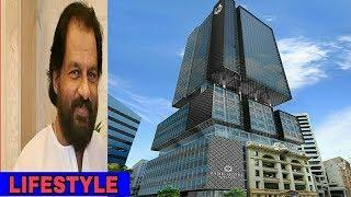 K. J. Yesudas Income, House, Cars, Luxurious Lifestyle & Net Worth