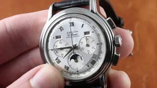 Zenith Chronomaster Triple Calendar El Primero Chronograph 01.0240.410/01.C495 Luxury Watch Review