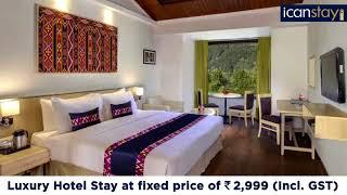 Weekend Trip! Get Luxury Stay @2999