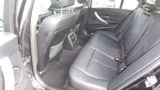 Lift 2013 BMW 3 series black