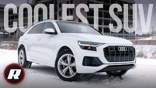 New 2019 Audi Q8 luxury SUV gets new style and loads of tech | In-Depth Review