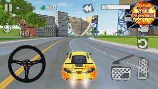 Real Car Driving Simulator (Drifting Car) New Luxury Car Unlocked Android GamePlay FHD #2