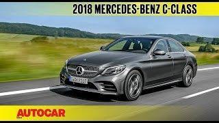 2018 Mercedes-Benz C-class facelift   First Drive Review   Autocar India