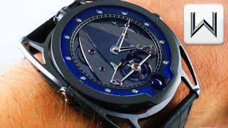 De Bethune DB28 Black Zirconium DB28ZS5C3N Luxury Watch Review