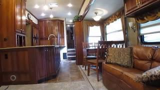 2013 Cardinal 3450 Luxury Fifth Wheel , 4 Slides, Level Up, Stack W/D, Warranty ,$36,900