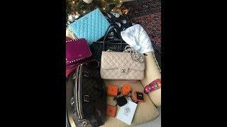 Luxury Closet Sale: Chanel Tiffany, Hermes, Louis Vuitton, Valentino and more