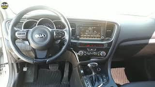 Kia Optima luxury 2015 газовая