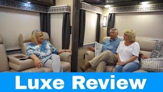 Luxe Elite 39FB luxury 5th wheel - Review Watson's