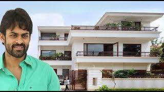 Sai Dharam Tej Luxury Life | Net Worth | Salary | Business | Cars | House | Family | Biography