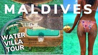 MOST LUXURY RESORT IN THE MALDIVES? | Soneva Jani