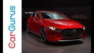 2019 Mazda Mazda3 | 2018 LA Auto Show