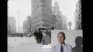 A Trip Through NYC 1911 MoMA Film Remastered with Historical Context Fiat Lux Studios New York City