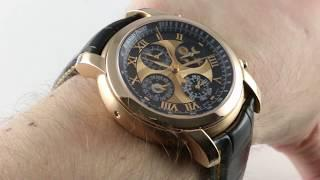 Audemars Piguet Jules Audemars Perpetual Calendar Chronograph 26094OR.OO.D002CR.01 Luxury Watch