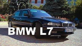 BMW L7 E38 Test Drive AutoBlog.MD