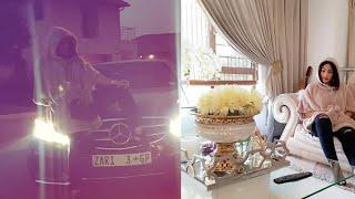 Diamond Platinumz Ex-Wife Zari Buys Luxury Range Rover Sport