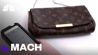 How Goodwill Uses Artificial Intelligence To Make Sure Luxury Items Aren't Fake | Mach | NBC News