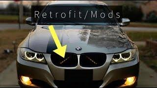TOP 5 CHEAP Exterior Mods | BMW e90