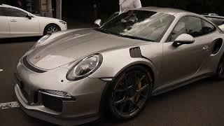 Drone Smashes Porsche in Expensive Accident