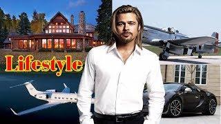 Brad Pitt's Luxury Lifestyle 2018