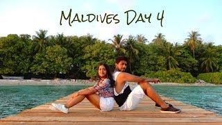 Maldives Vlog Day 4 | Travel vlog | Luxury Vacation | Beach