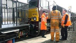 Rail luxury departs Bo'ness