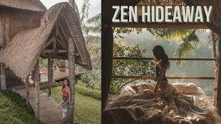 Luxury Airbnb Treehouse Tour: Zen Hideaway Villa, Bali
