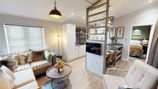 Amazing Contemporary Savannah Holiday Lodge Offers Luxury Lodge Design