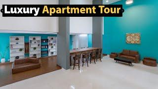 Luxury Apartment Tour, Varthur Whitefield Luxury 4BHK Apartments, Duplex Home Tour | Property Vlogs