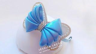 DIY - PAP Tiara Laço Love Luxo - tiara lace love luxury -  тиара кружево любовь роскош