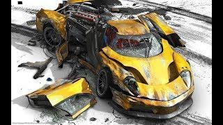 Корсен Журегин аурады.))) Amazing Million Luxury Cars To Be Destroyed