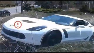 LUXURY CARS CRASH AND FAILS COMPILATION