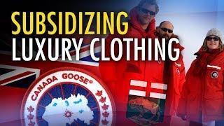 "Canada Goose becomes ""Bombardier"" of luxury outerwear | Sheila Gunn Reid"