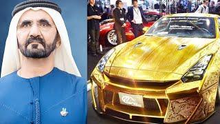 Dubai King Luxurious Cars And Lifestyle ✮ محمد بن راشد آل مكتوم السيارات الفاخرة وأسلوب الحياة ✮