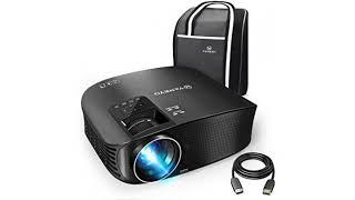 Review This Awesome VANKYO Leisure 510 Full HD Movie Projector with 3800 Lux, Video Projector wit..