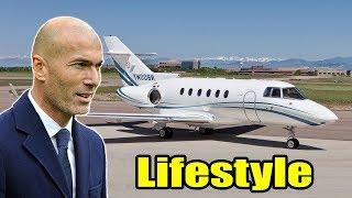 Zinedine Zidane Lifestyle, House, Cars, Private Jet, Net Worth, Family and Luxurious Lifestyle