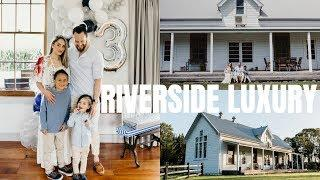 BIRTHDAY ESCAPE TO RIVERSIDE LUXURY