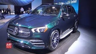 2020 Mercedes AMG GLE 450 - Exterior And Interior Walk-around - 2018 LA Auto Show