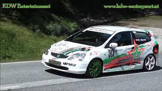 Bergrallye Gasen 2018 / Helmut Harrer _ Honda Civic Type R