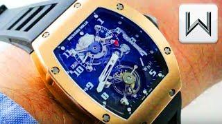 Richard Mille RM002 Tourbillon (RM002 AF PG) Luxury Watch Review