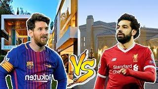 Lionel Messi Vs Mohamed Salah | Who Have Luxury Lifestyle In 2018